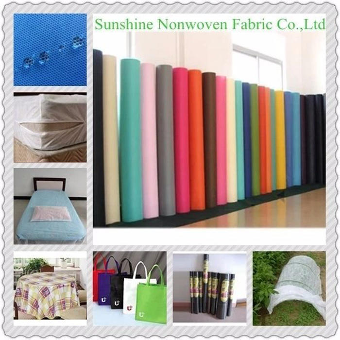 Spunbond Nonwoven Wholesale Fabric Rolls Table Cloth
