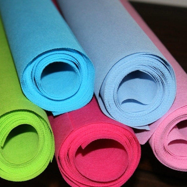 Recycled Non-Woven Fabric Material/Non Woven Bag Material in Roll/Cheap Nonwoven Roll