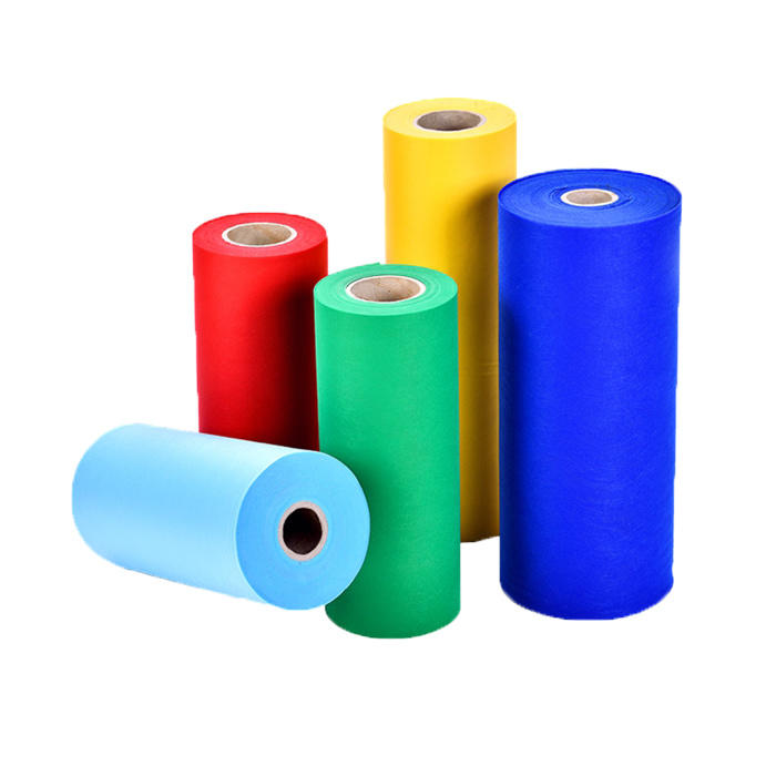 Biodegradable Ss Quality Non Woven Fabric for Garment Bags Using