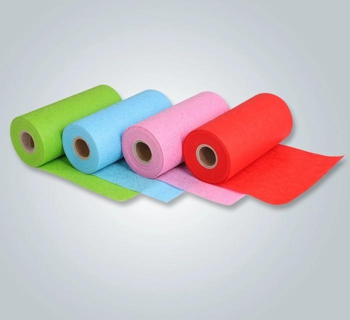 Spunbonded Polypropylene Nonwoven Fabric Roll