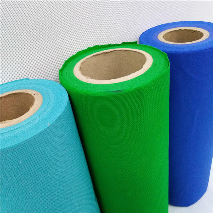 Polypropylene Spunbonded Nonwoven Fabric in Roll