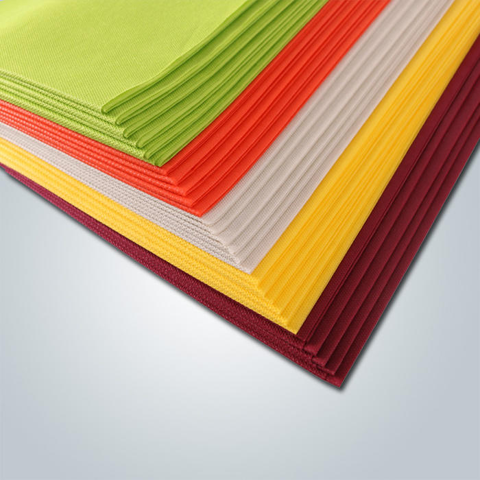 Colorful Good Prices Polypropylene Spunbond Nonwoven Fabric Roll Ppsb