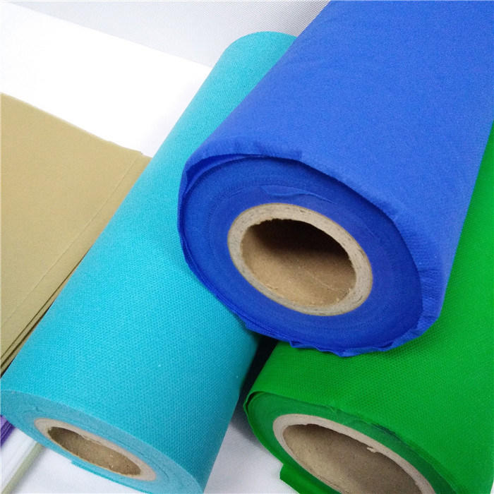 PP Spunbond Nonwoven Fabric From China in Rolls