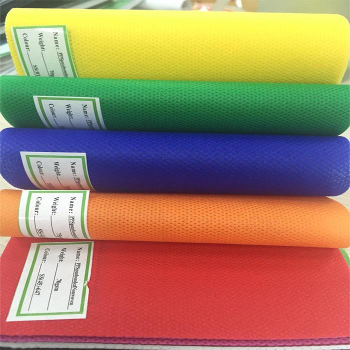 Polypropylene Non Woven Fabric Textile Fabric