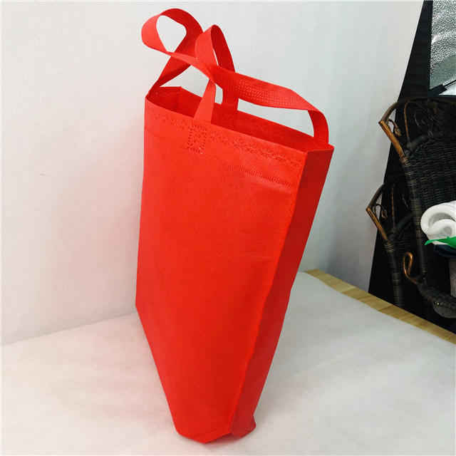 Customer Requirement Spunbond Nonwoven Fabric Handle Bag