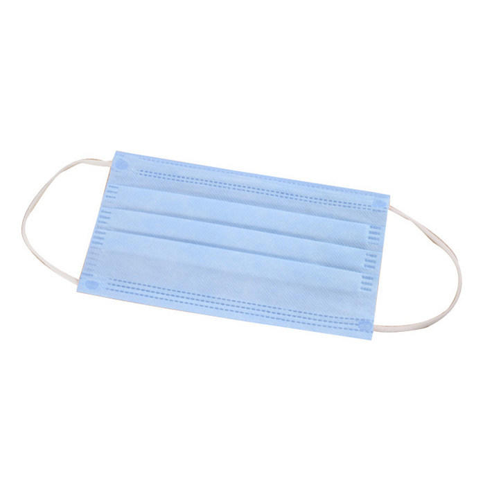Medical Blue Disposable Nonwoven Mask Material