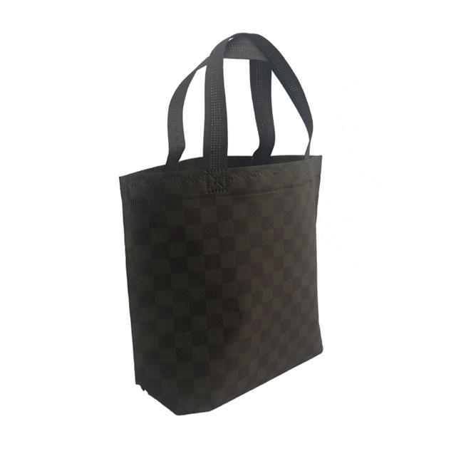 High Quality Colorful PP Spunbond Nonwoven Shopping Tote Bag