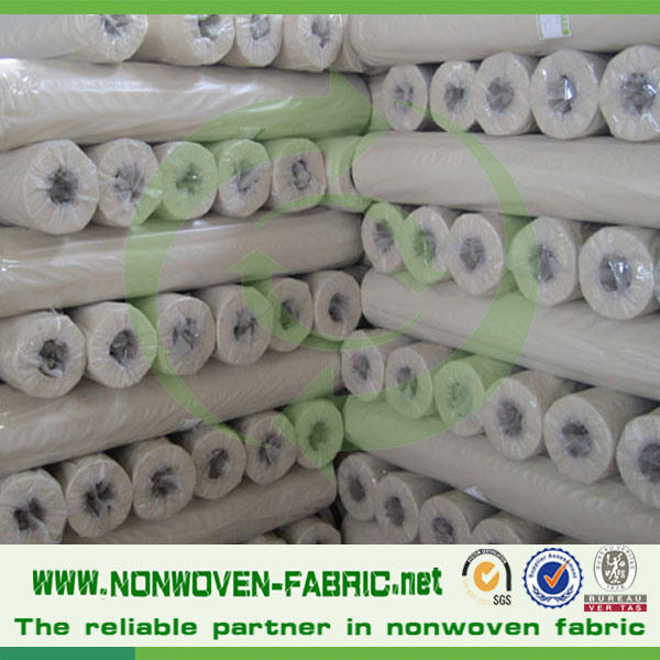 Nonwoven Fabric Factory Direct Sale, Low Price Fabric Roll (SUNSHINE)