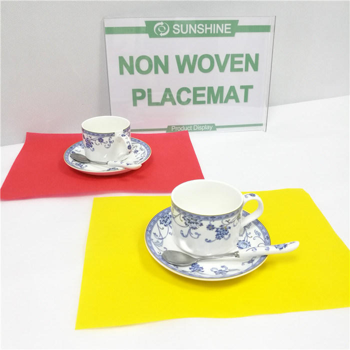 China Supply Quanzhou Factory German Tablecloth PP Spunbond Nonwoven Fabric