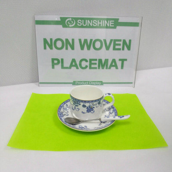 Spunbond Nonwoven Fabric Placemat