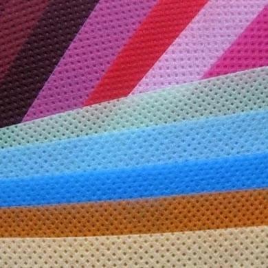 100% Polypropylene Nonwoven Non Flammable Fabric