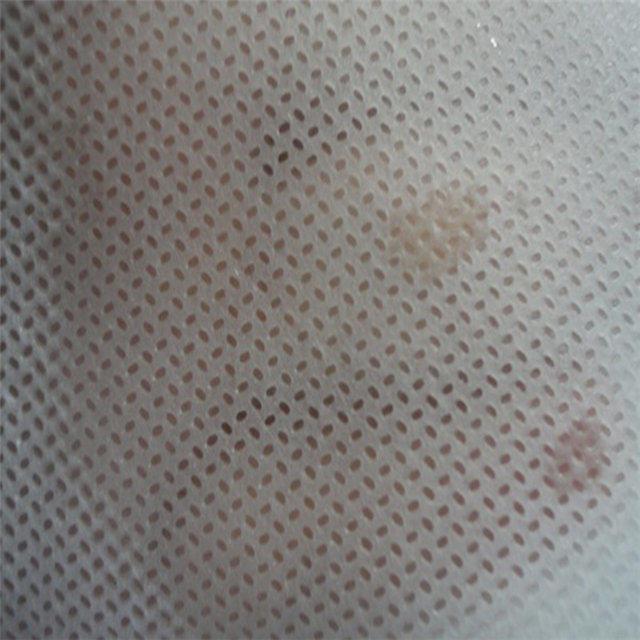 Diaper Hydrophilic Colorful SSS Non Woven Fabric