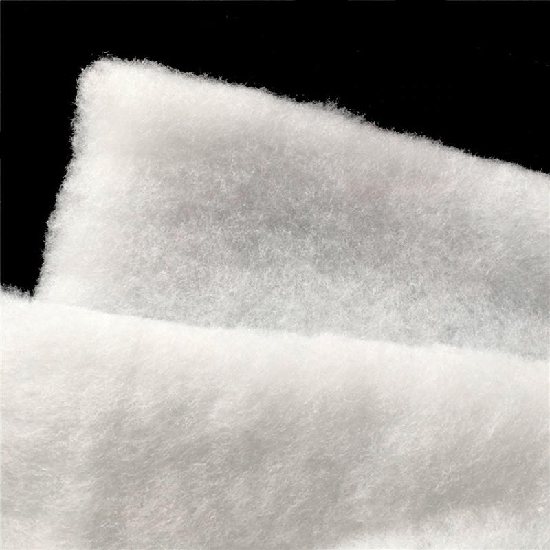 Wholesale White Polyfill Nonwoven Polyester Fabric