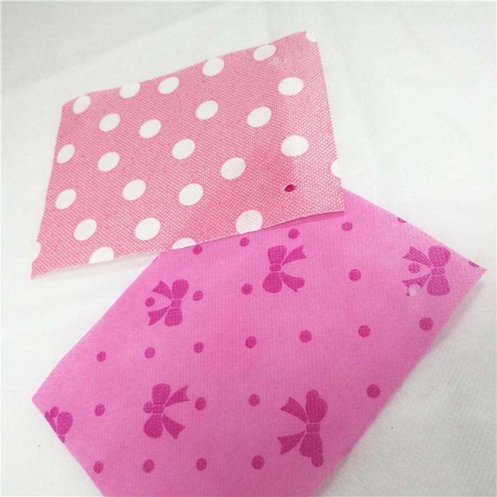 Good Quality Polypropylene Fabrics Texture Printing