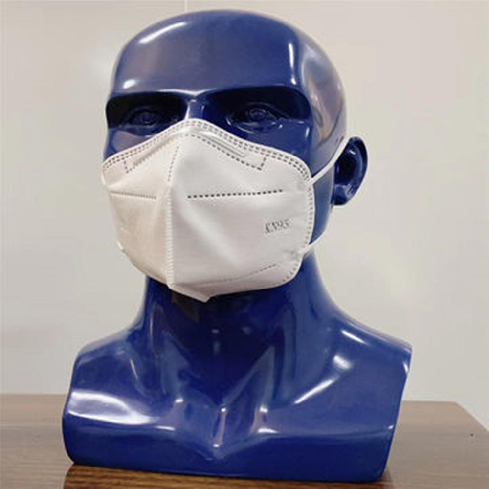 Disposable 3D Fold Dust KN95 Face Mask KN95 in Stock Face Mask FFP2