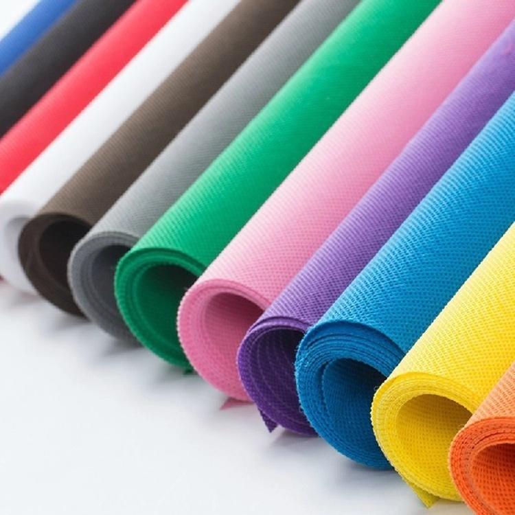 100% Polypropylene Material and Nonwoven Technics Non Woven Fabrics Roll