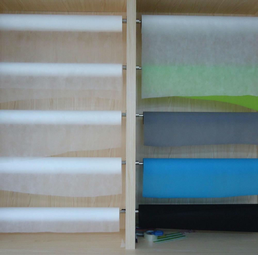 Nonwoven Fabric Raw Material/Textile Non Woven Fabric Roll