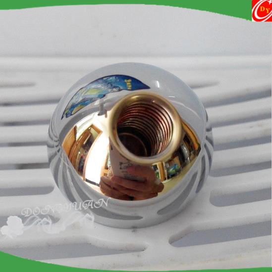chrome steel,carbon steel,stainless steel solid ball with hole /thread