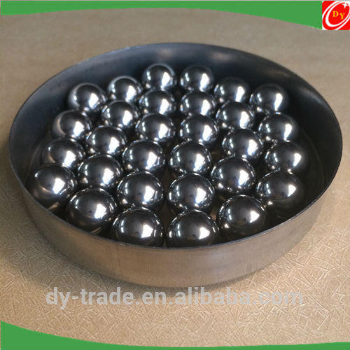 AISI304 316 440C 2 inch Diameter Chrome Steel Bearing Balls G100 Ball Bearings