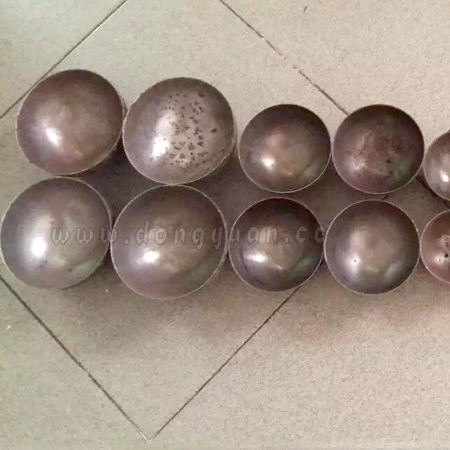 Small Steel and Hollow Iron Ball with Magnetic