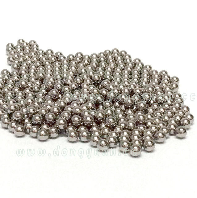 Factory SupplyAISI 440C Stainless Steel Magnetic Balls