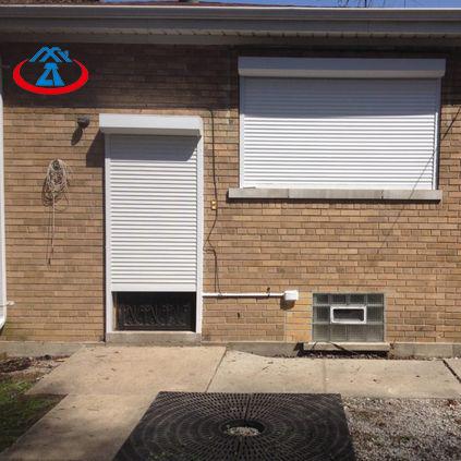 1200mm*1200mm 45mm Slat Louvered Aluminum Window Shutters