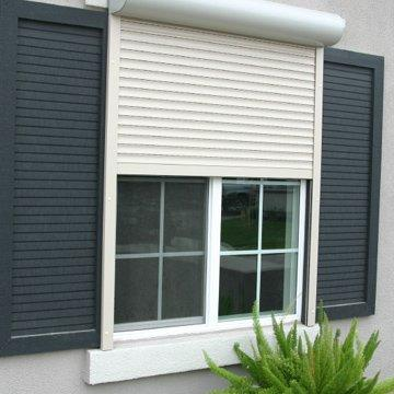 86*84 Inches Automatic Rolling Shutter