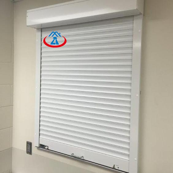 1200mm*1200mm 45mm Slat Metal Window Louver Shutter Window
