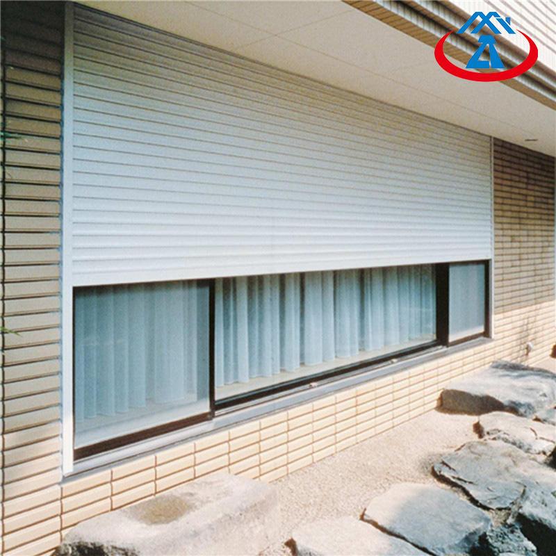 1500*1000mm Aluminum roller shutter Window