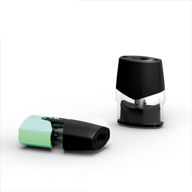 ceramic heating coil electronic cigarette smoke cbd vape pen set tanks 0.5ml cartridge and battery kit 350mah