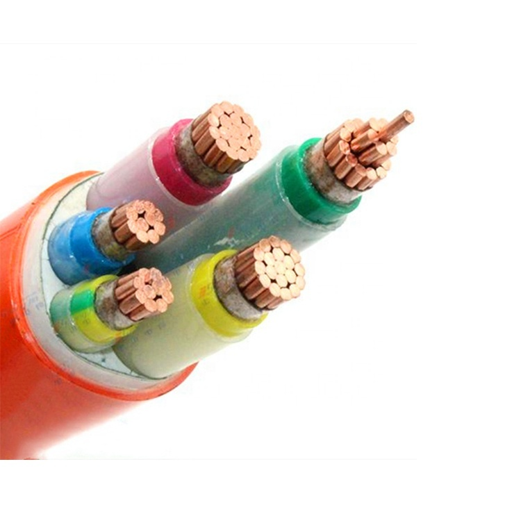2020 Guangdong cable factory Copper conductor Mineral insulated Fireproof Cables for sale