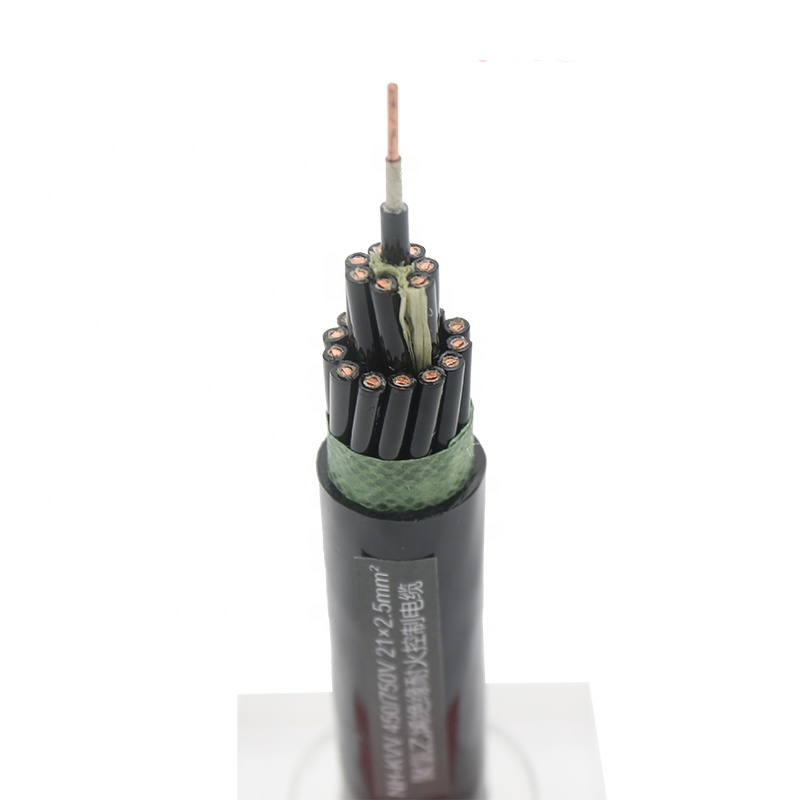 Guangdong Cable KYJV22 copper core XLPE insulated armouring control cable
