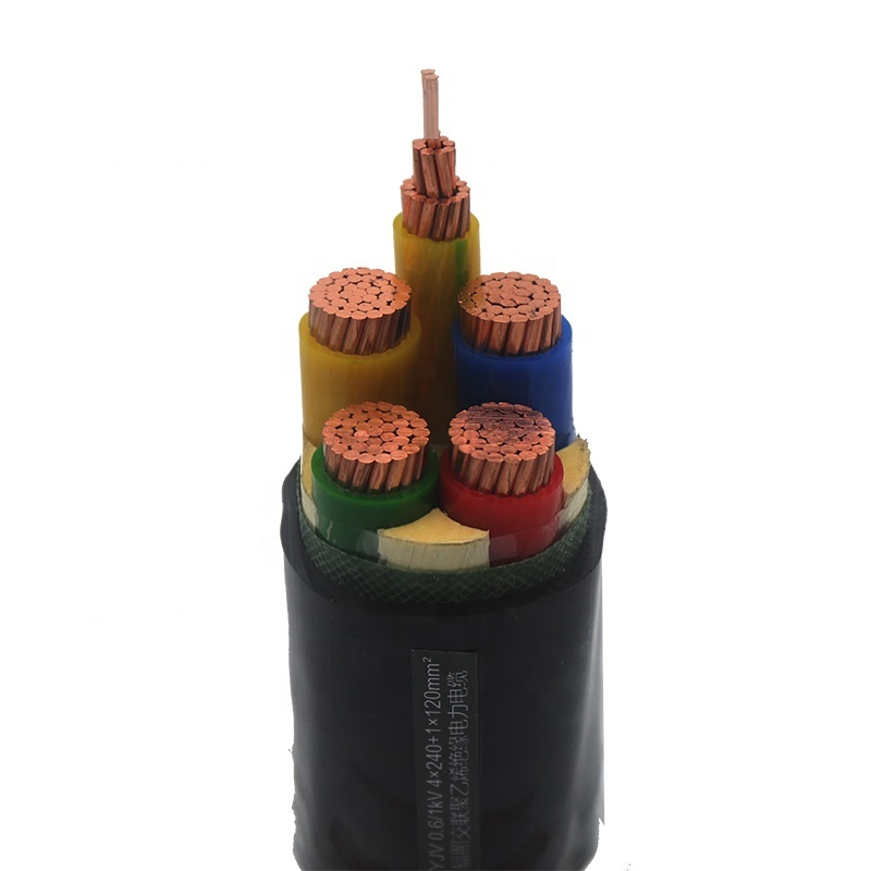 Guangdong Guangzhou Foshan factory xlpe fire resistant cable price