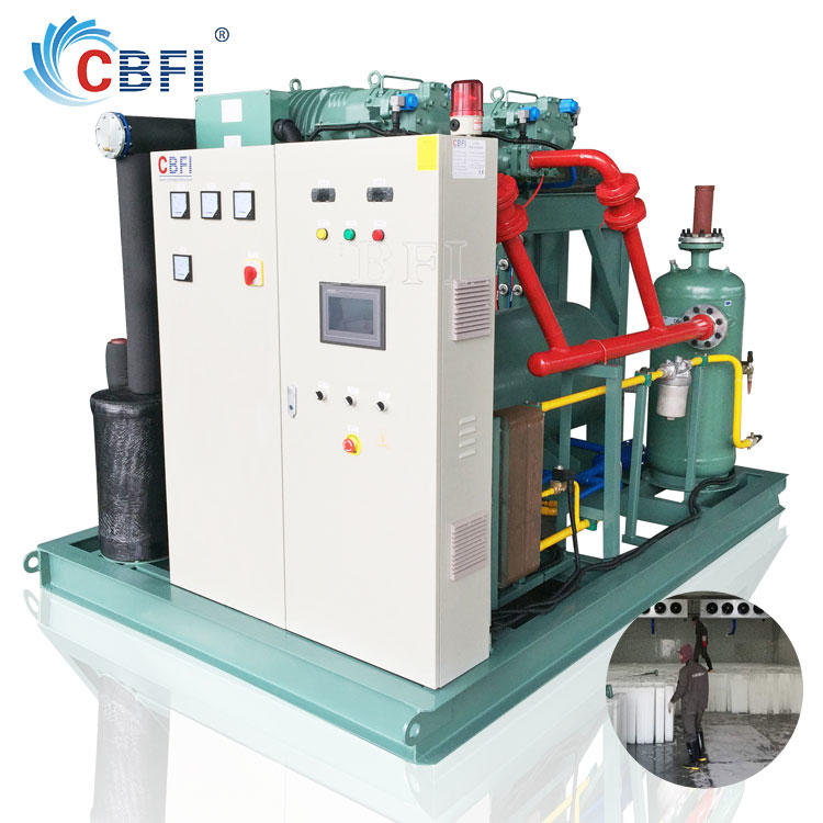 15 tons large block ice making machine price for fishery,vegetables
