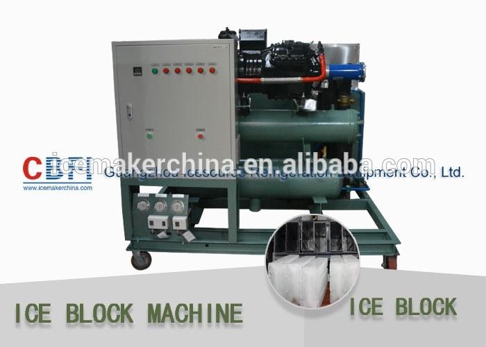Used Ice block making machine for fishing trawlers & fish processing plants on sale