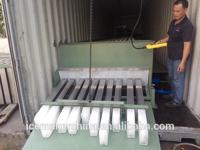 Large ice block machine for sale in Dubai