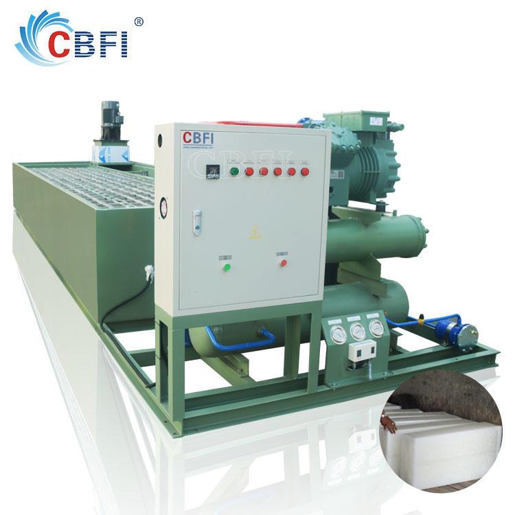 CBFI New Generation Ice Block Making Machine Price for Myanmar