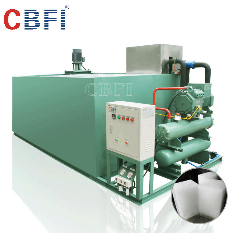 3 5 10 tons ice block making machine famous brand CBFI