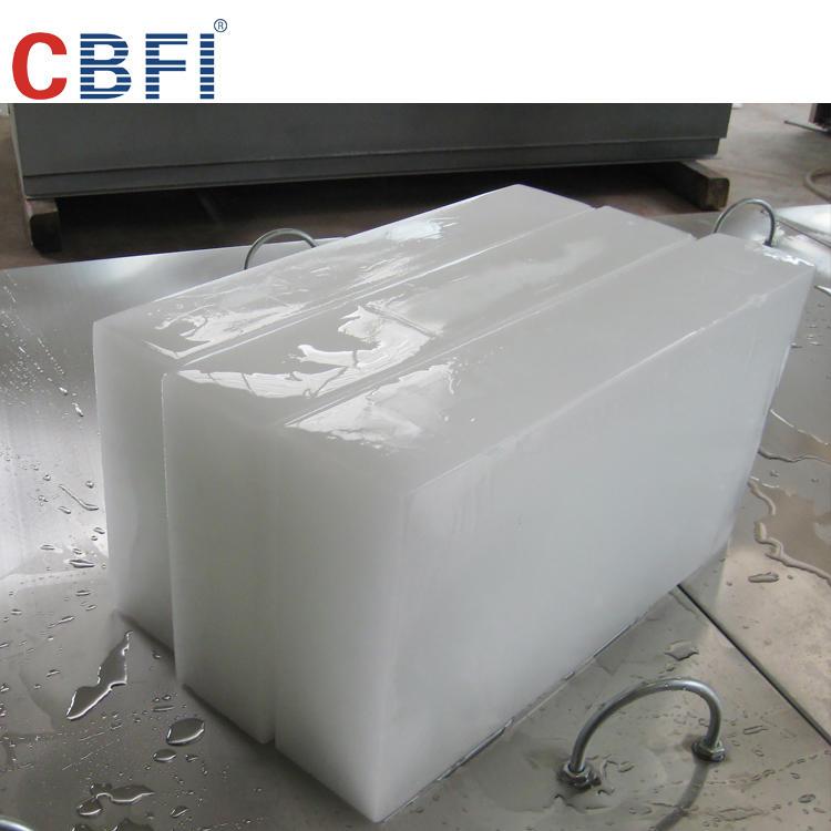 CBFI block ice machine for ice making equipment in Guangzhou factory