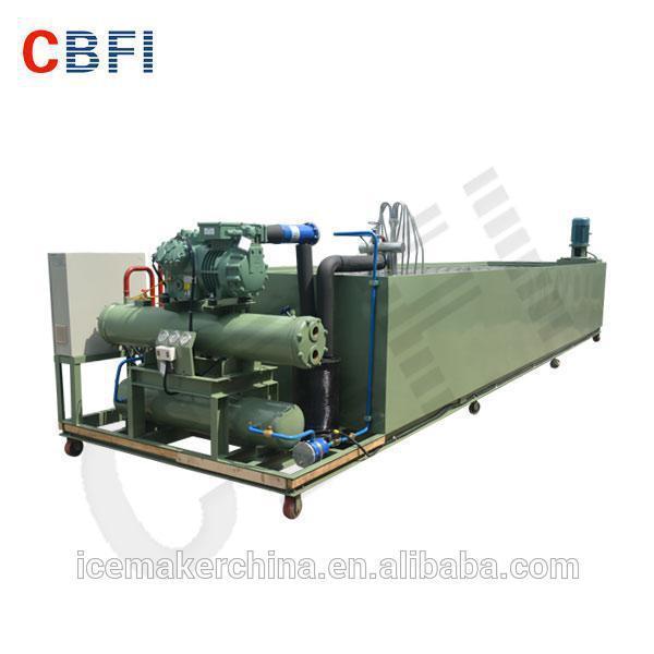 5-ton/24 hr. ice maker Block ice factory machine