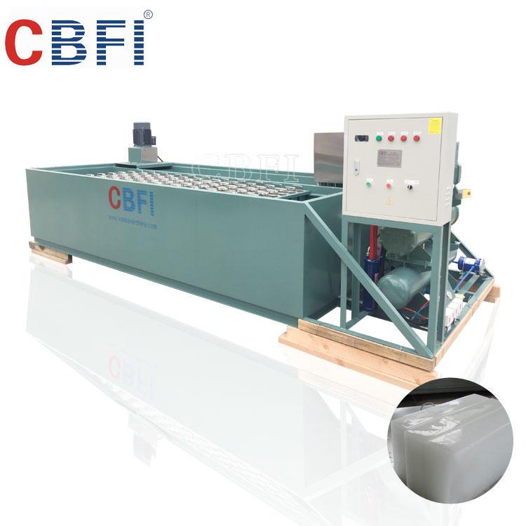 10 ton easy installation large block ice machine ice maker
