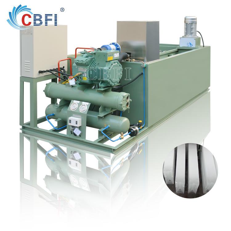 CBFI Coil Pipe Evaporator Block Ice Machine Energy Saving Type