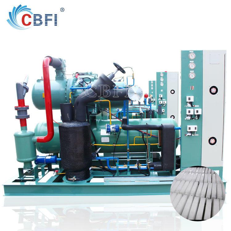 big production ice block making machine