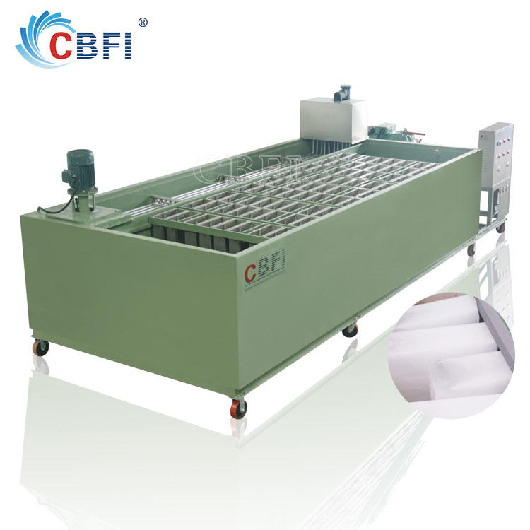 container commercial mini block ice machine maker for sale