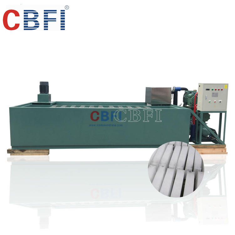 Large Ice Block 50 kg per pcs Ice Plant Ice can in Guangzhou China