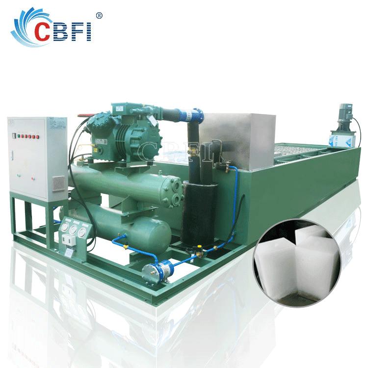 small block ice machine adopt in direct ice-maker