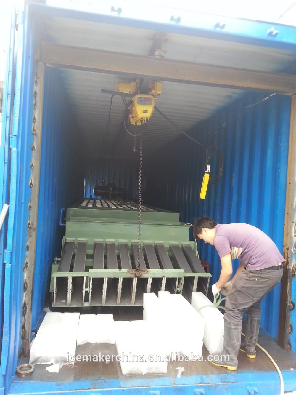 10 tons Containerized ice plant for sale