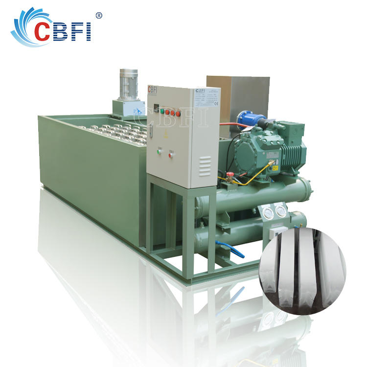 Ice Factory used 1 ton to 100 ton Block Ice Making Machine