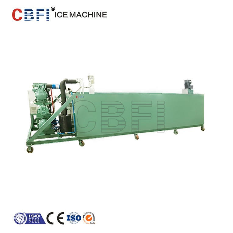 Guangzhou 1t 2t 3t 4t 5t 6t 8t 10t 15t 20t 25t 30t 100t block ice maker machine for sale