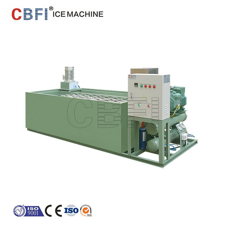 big ice plant Ice block making machine manufacturer with much experience